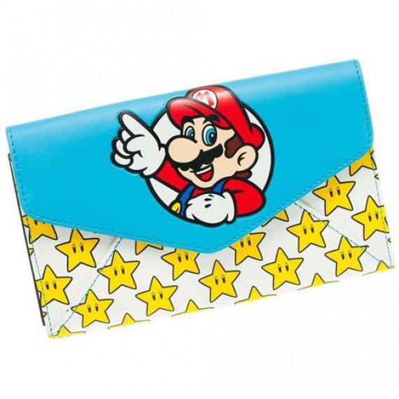 Portefeuille Nintendo Mario Star