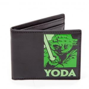 Porte Feuille Star Wars Yoda