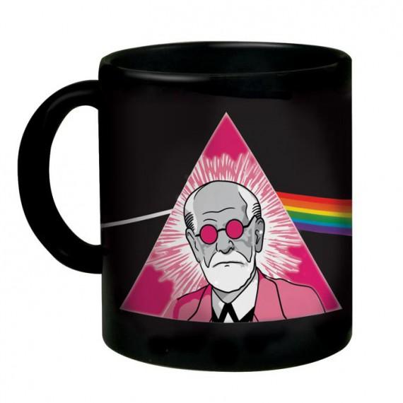 Mug Pink Freud