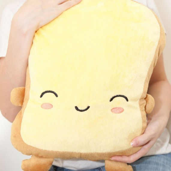 Coussin Chauffant Toast