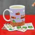 Mug personnalisable Nintendo Mario Bros DIY