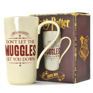 Mug Harry Potter Muggles Moldus