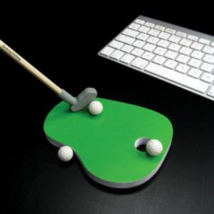 Bloc note jeu de Golf