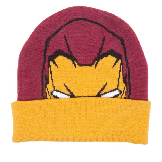 Le bonnet Iron Man
