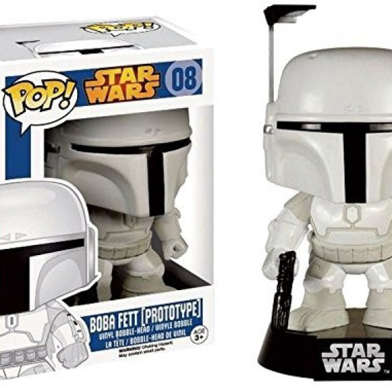 Figurine Pop Boba Fett Prototype Armor Star Wars