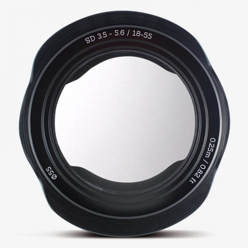 Miroir objectif for Objectif miroir
