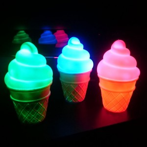 Mini Ice Cream Lampe Veilleuse