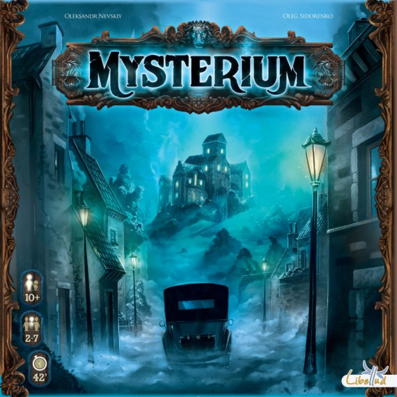 Mysterium Le Jeu