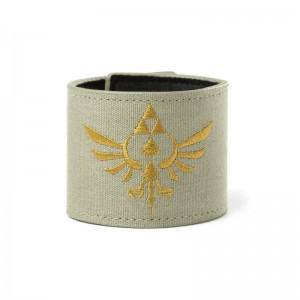 Bracelet Zelda Logo