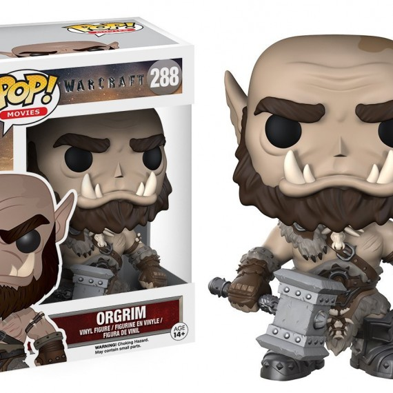 Figurine Pop Orgrim Marteau-du-Destin Warcraft