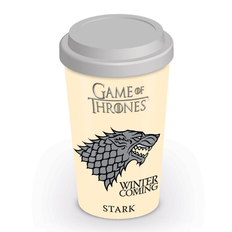 mug de voyage game of thrones. Black Bedroom Furniture Sets. Home Design Ideas