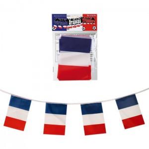 Guirlande drapeau français
