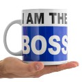 Mug XXL I am the boss
