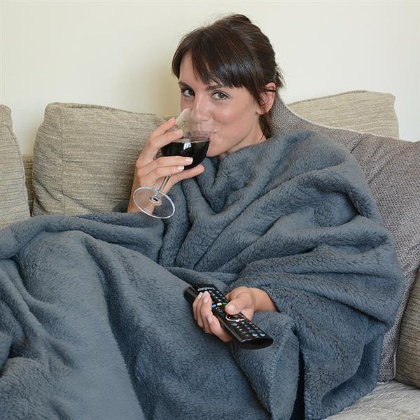 snug rug plaid polaire commentseruiner. Black Bedroom Furniture Sets. Home Design Ideas