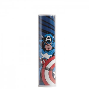 Power Bank batterie portable Captain America