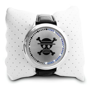 Montre Led tête de mort One Piece