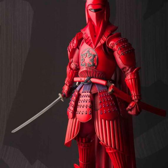 Figurine Garde Impérial Akazonæ Samouraï Star Wars