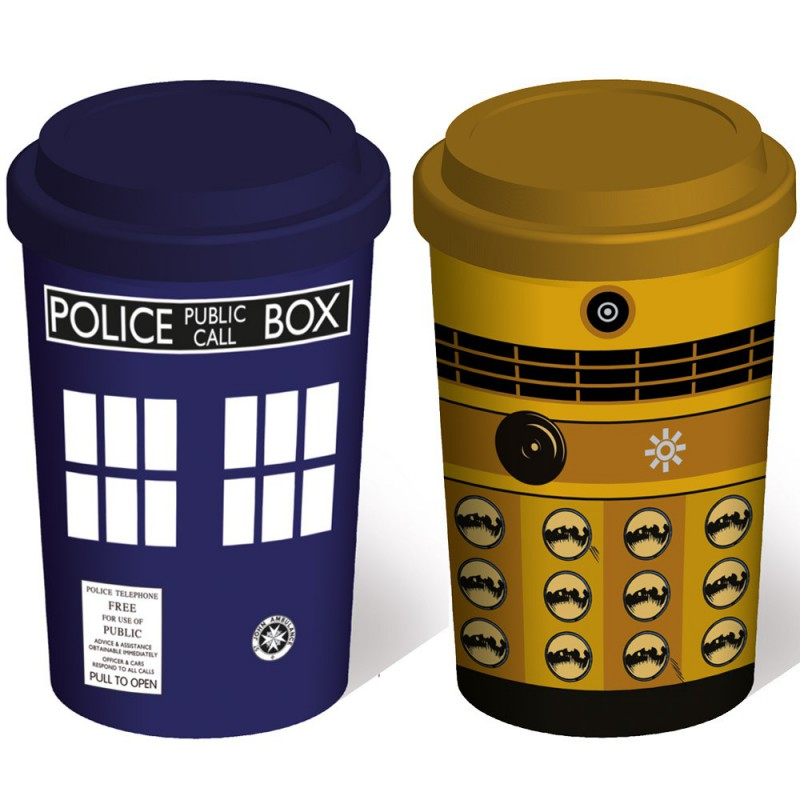 mug de voyage doctor who. Black Bedroom Furniture Sets. Home Design Ideas