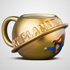 Mug Superman 3D Daily Planet