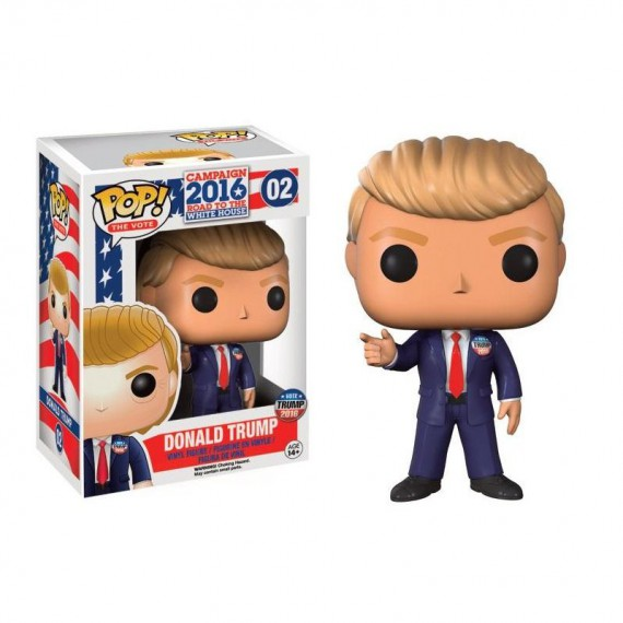 Figurine Pop Donald Trump