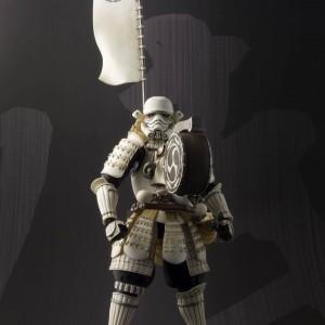 Figurine Taikoyaku Stormtrooper Samouraï Star Wars