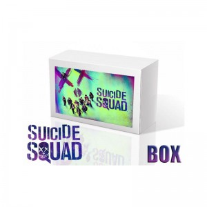 Legend Icon Box - Suicide Squad