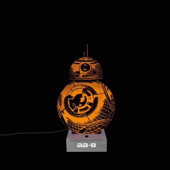 Lampe Star Wars BB8