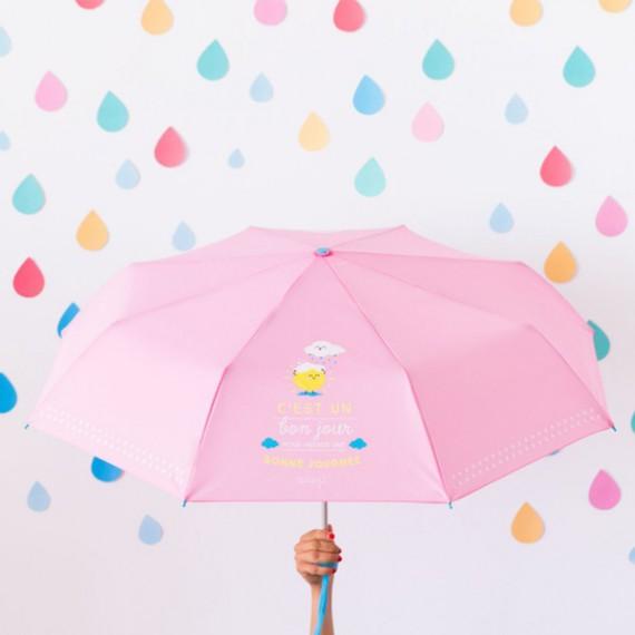 Parapluie - C'est un bon jour pour passer une bonne journée