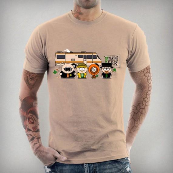 T-Shirt Breaking Park