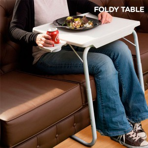 Table pliante ajustable