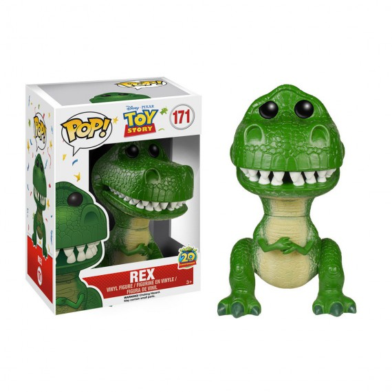 Figurine POP Disney Toy Story Rex