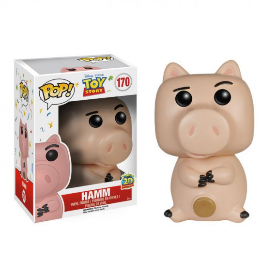 Figurine POP Disney Toy Story Hamm