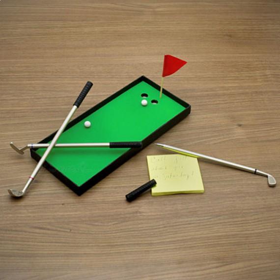 Mini-kit de golf avec club stylo
