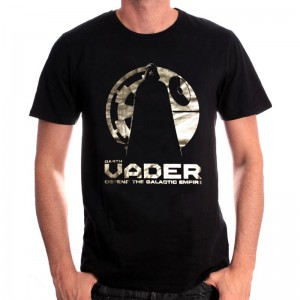 Tshirt homme Star Wars - Rogue one Vader Shadow