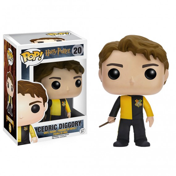 Figurine POP Harry Potter Cedric Diggory Triwizard (Exclusive)