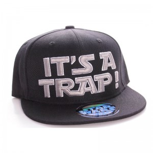 Casquette Snapback Star Wars - It's a trap