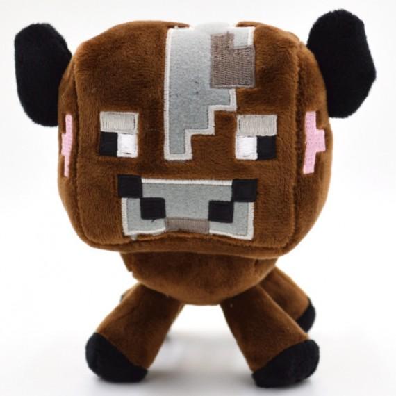 Peluche Minecraft Vache