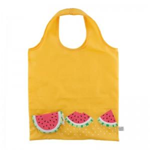 Tote bag pastèque tropical