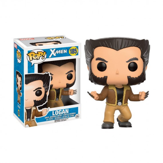 Figurine POP Marvel X-Men Logan