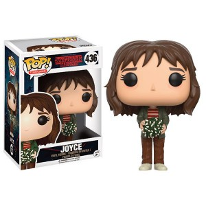 Figurine POP Stranger Things Joyce with lights