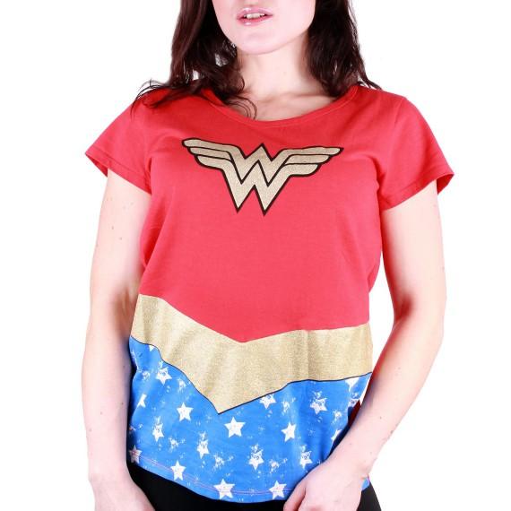 T-shirt Wonder Woman - Wonder Woman Costume