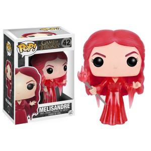 Figurine Pop Mélisandre Translucide Game of Thrones