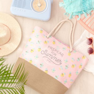 Sac de plage - Prepear for summer