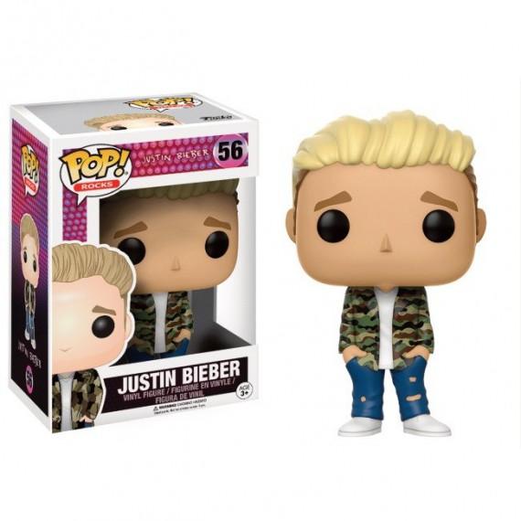 Figurine Rocks - Justin Bieber