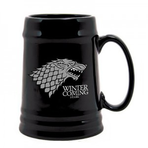 Chope Winter is coming - Game of Thrones