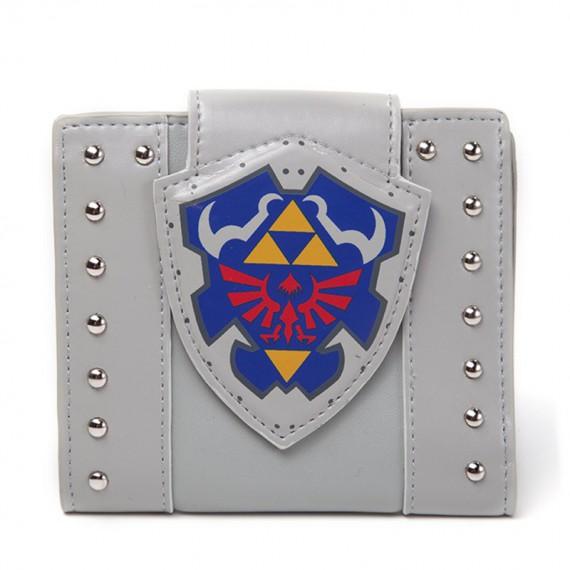Portefeuille Bouclier Zelda