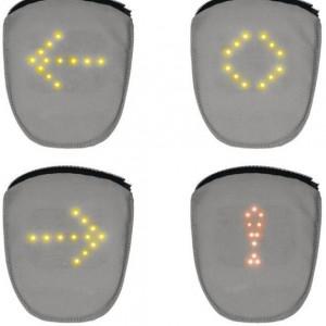 Sac à dos signalisation LED