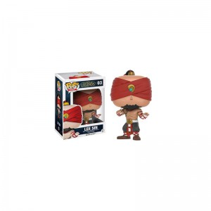Figurine POP League of Legends Lee Sin