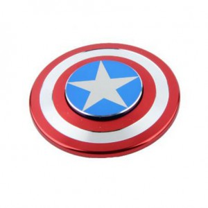 Handspinner Captain America Shield