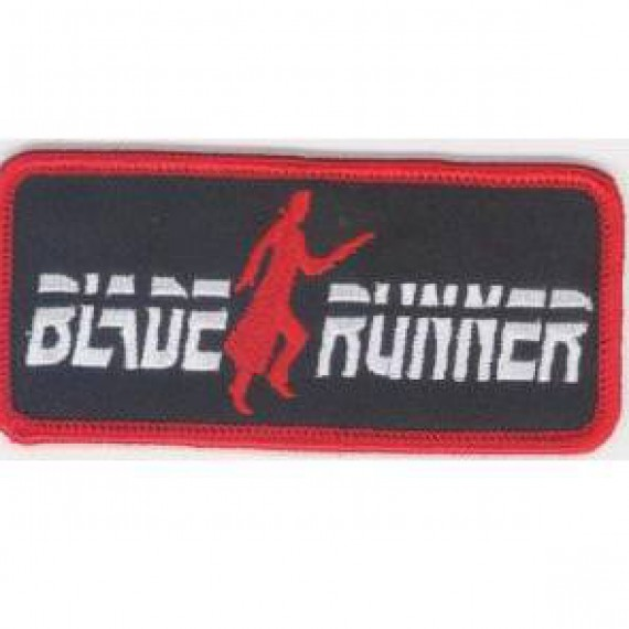 Ecusson Blade Runner Logo